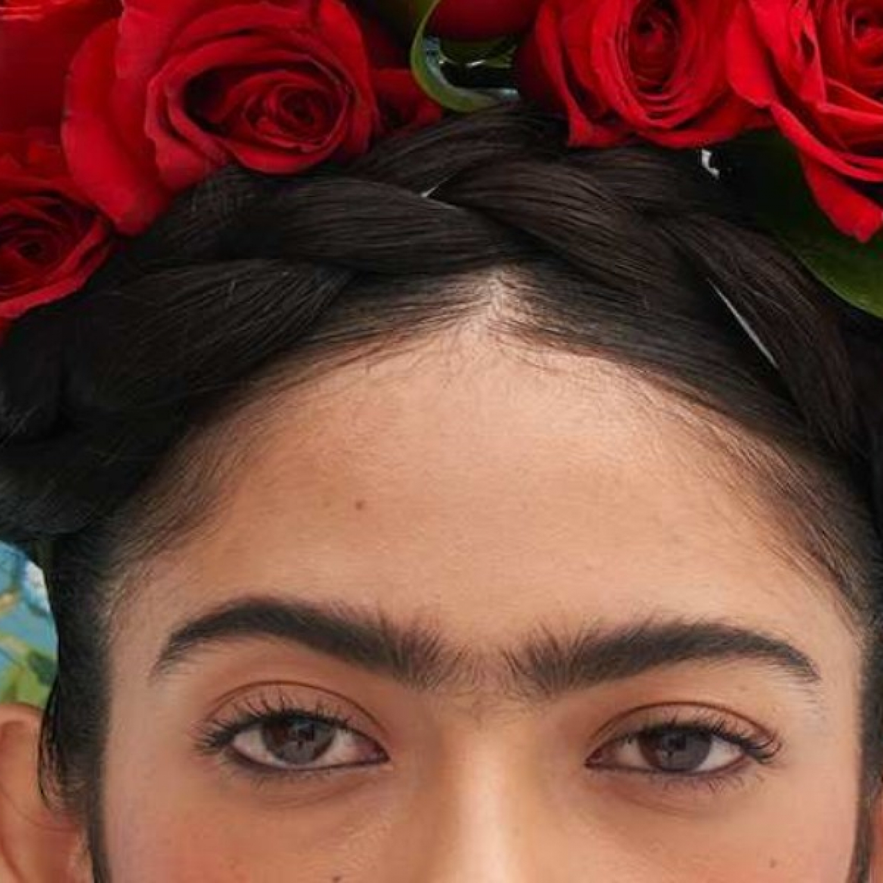 Beauty through Frida's eyes